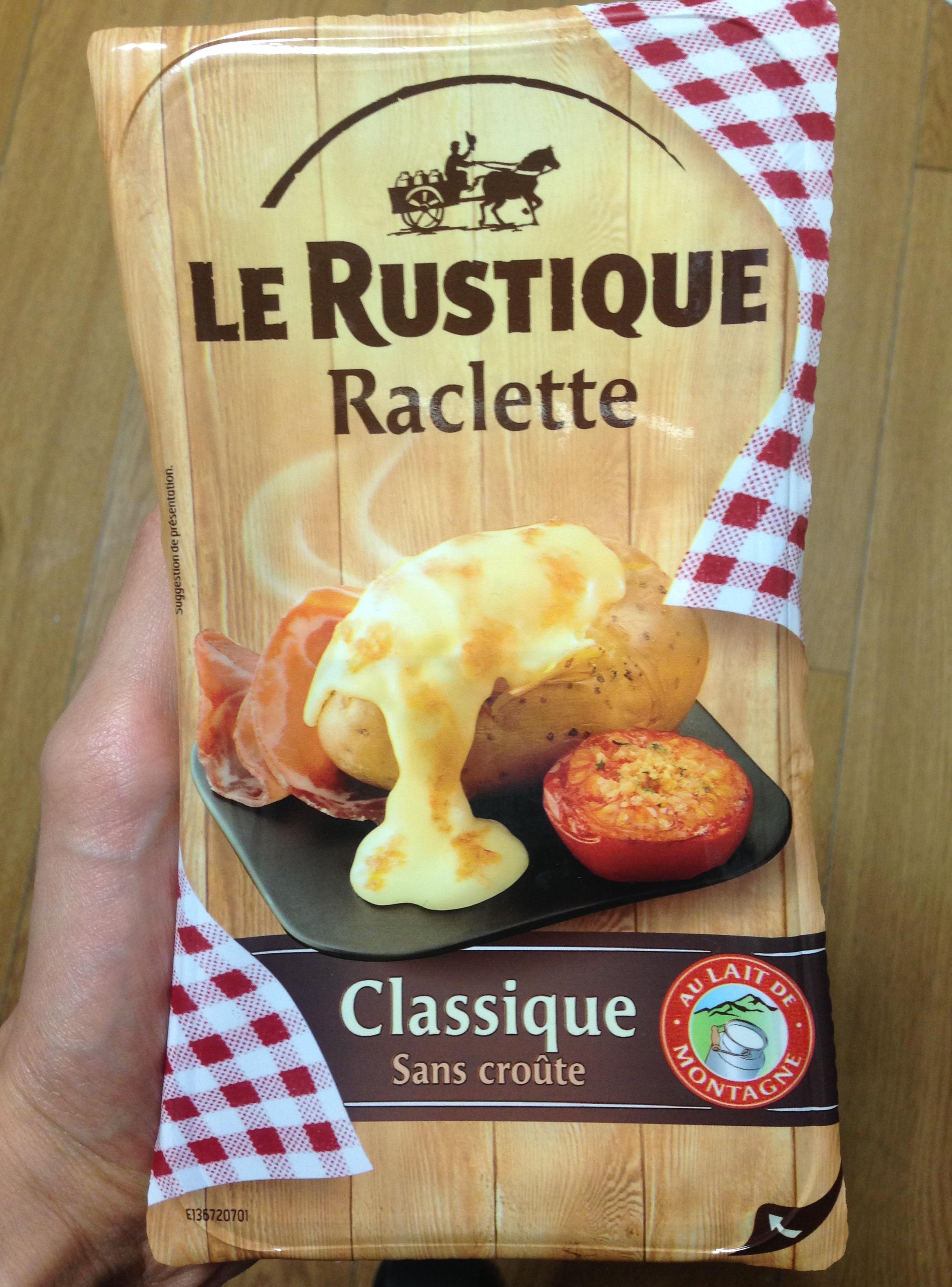 コストコ ラクレットチーズ