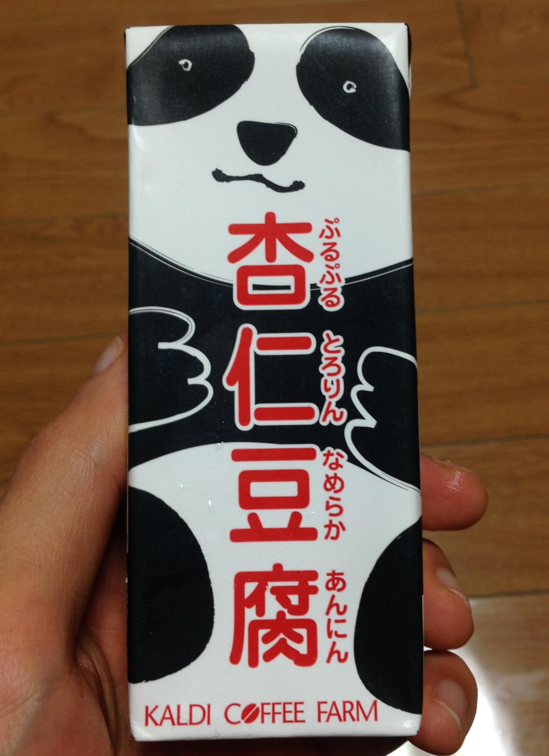 カルディ 杏仁豆腐
