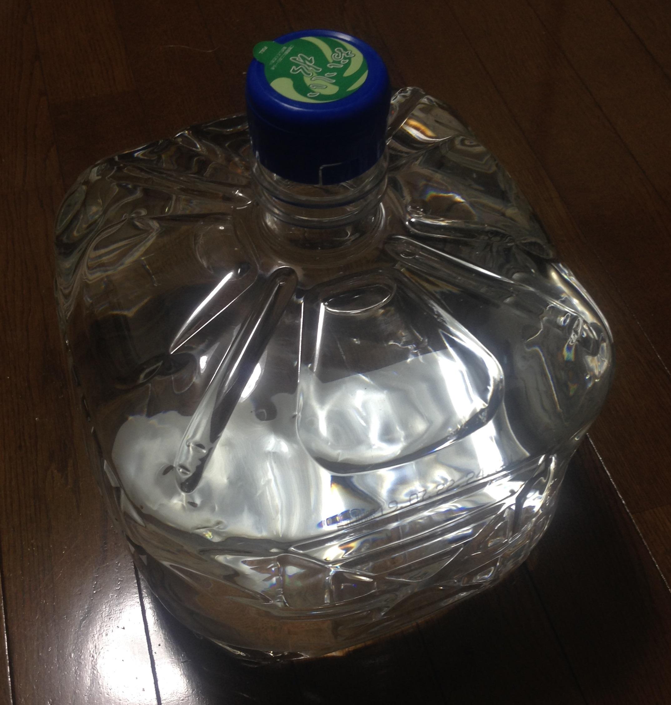 コスモウォーター ボトル