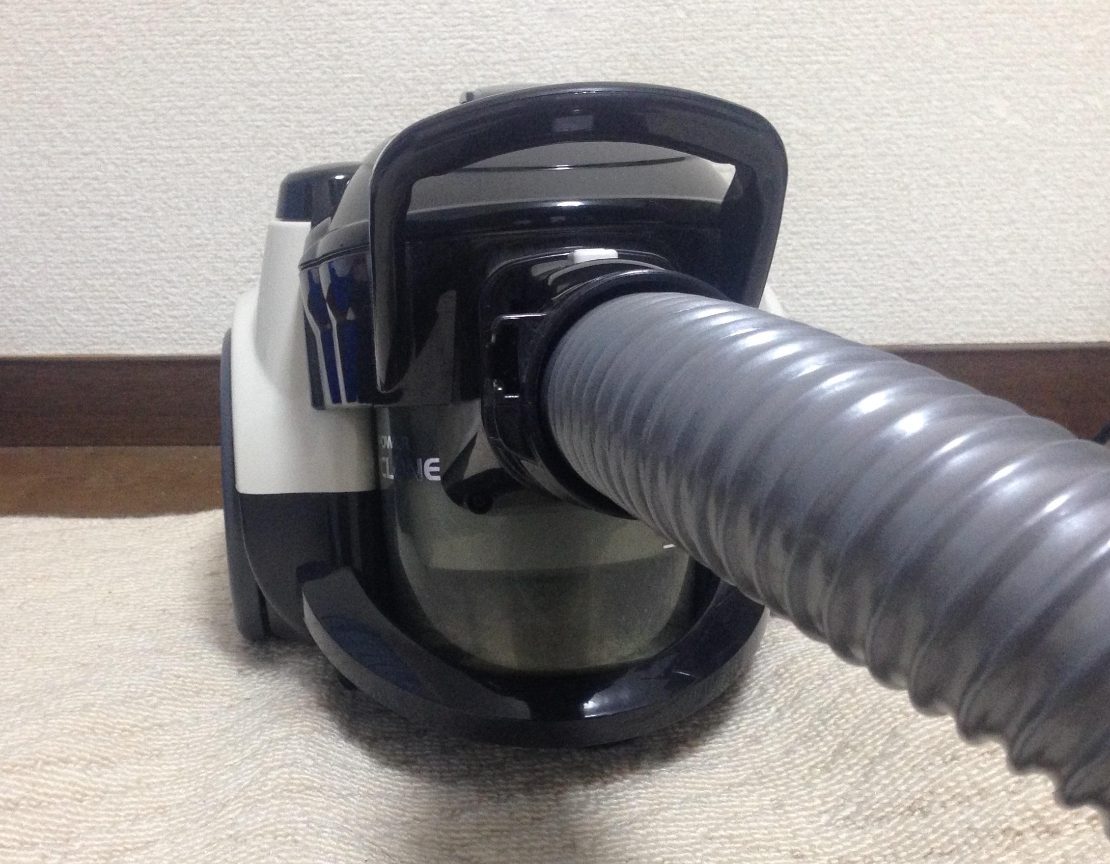 シャープ サイクロン掃除機