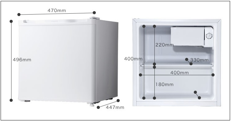 simplus 冷蔵庫