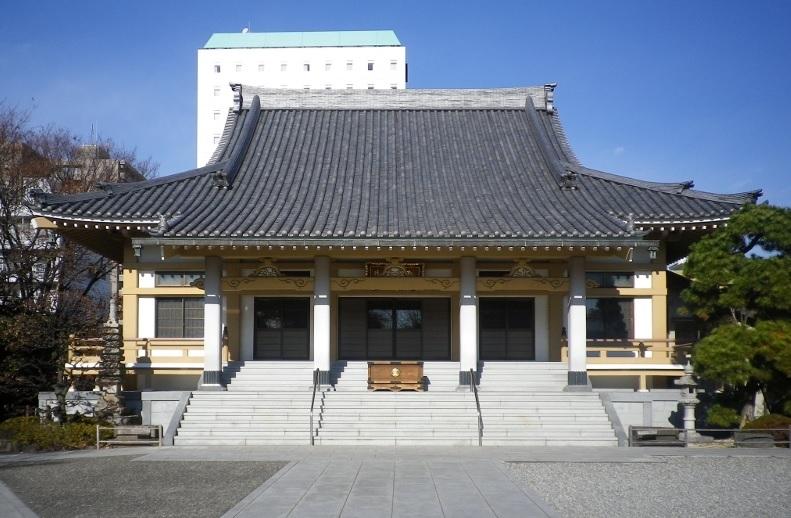 霊巌寺 (江東区)