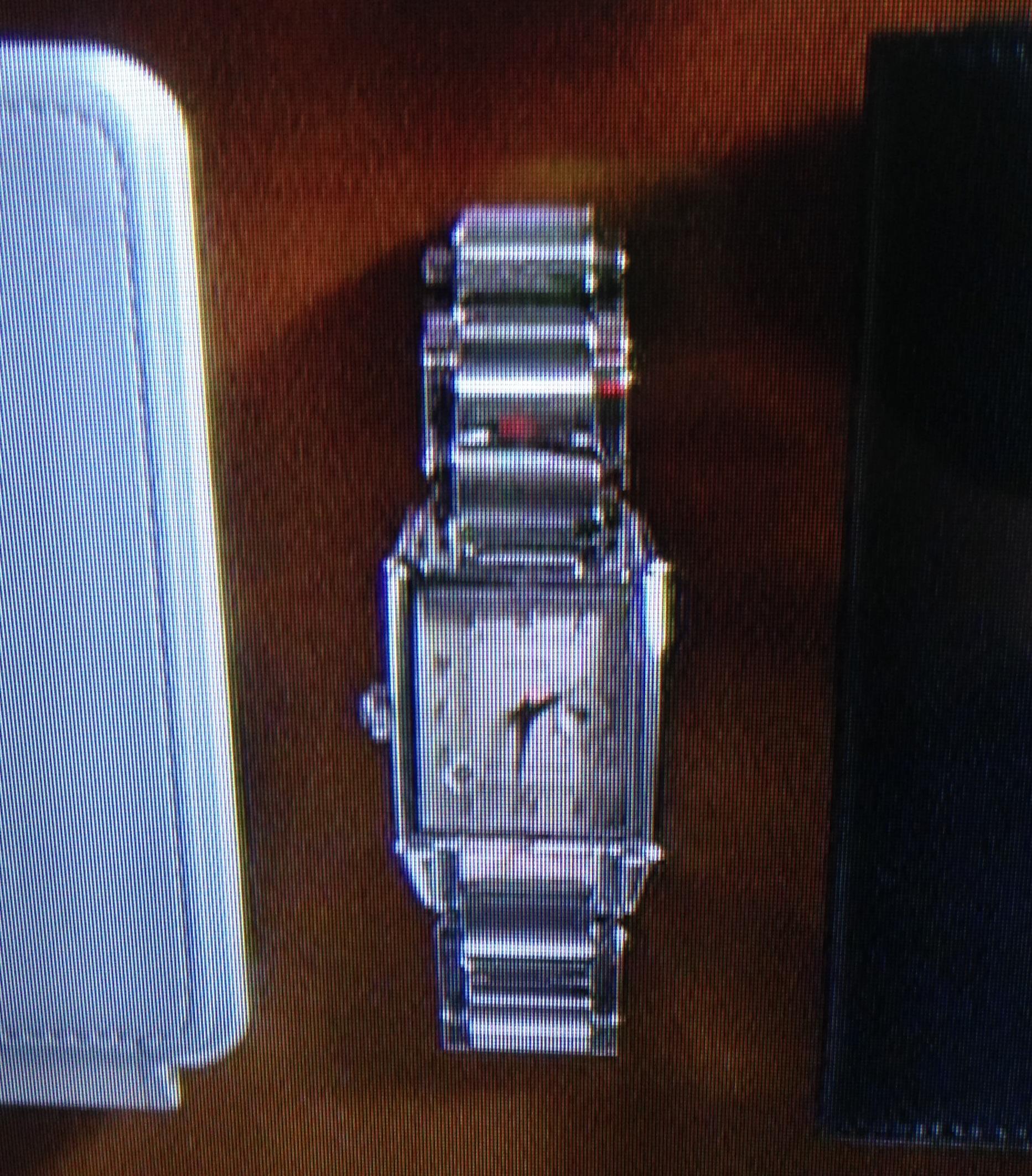 結婚できない男 時計