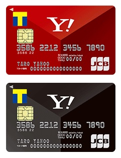 Yahoo!JAPANカード 券面